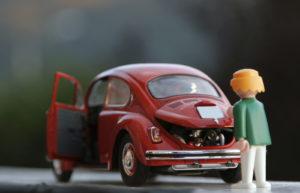 auto rikki- virhevastuu -autoriita